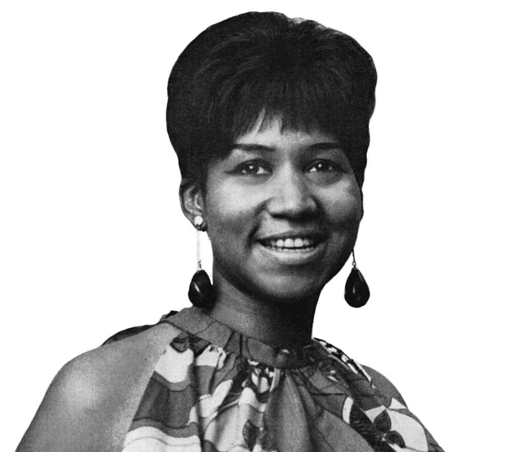 Aretha Franklin is the la…